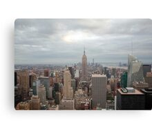 Empire State Building 02 Canvas Print