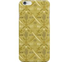 Sunshine and the Occult iPhone Case/Skin