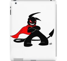 Super Fiend iPad Case/Skin