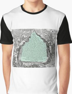 The Emerald Tablet Graphic T-Shirt