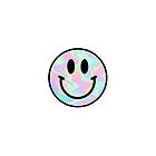 Smiley Face Trippy by Jason Levin