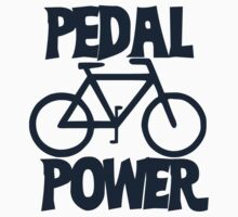 Pedal Power Baby Tee