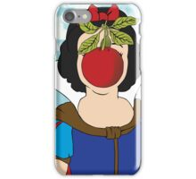 SNOW MAGRITTE iPhone Case/Skin