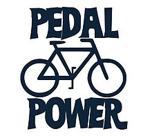Pedal Power by Boogiemonst