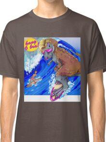 Surfin' USA . . . 68 Million Years Ago Classic T-Shirt