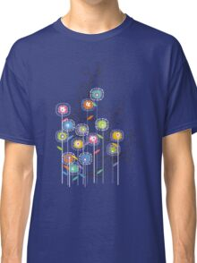My Groovy Flower Garden Grows Classic T-Shirt