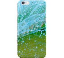 Water blue iPhone Case/Skin