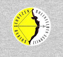 Swiss Luggage Label Unisex T-Shirt
