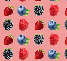 Berry Fruit 1 by Joe Bolingbroke