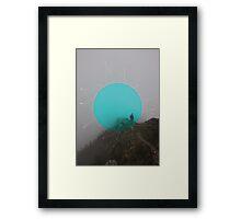 Rambler Framed Print