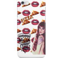 Pizza punk adore delano case iPhone Case/Skin