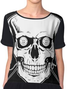 Sew n Bones Chiffon Top