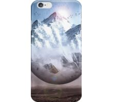 Surreal Mountain  iPhone Case/Skin
