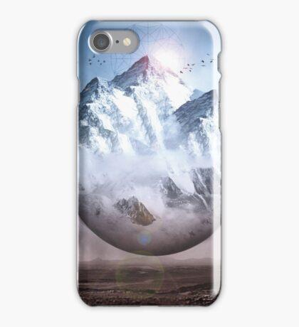 Surreal Mountain  iPhone Case/Skin