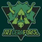 Triceraforce by Jen Pauker