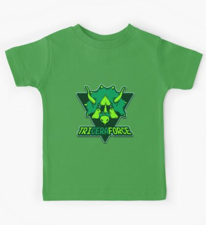 Triceraforce Kids Tee