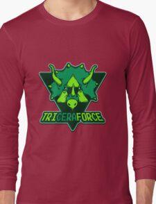 Triceraforce Long Sleeve T-Shirt