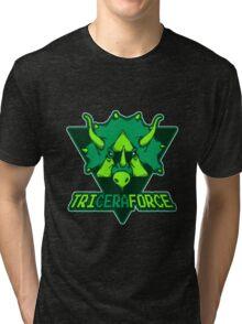 Triceraforce Tri-blend T-Shirt