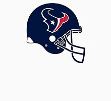 Houston Texans Helmet Logo Unisex T-Shirt