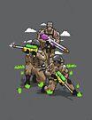 Soak Squad Six by RonanLynam
