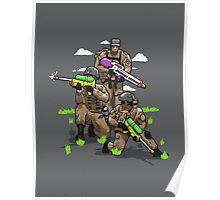Soak Squad Six Poster