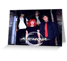 Anemoia - Alley Way Antics Greeting Card