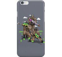 Soak Squad Six iPhone Case/Skin