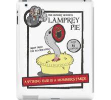 Lamprey Pie iPad Case/Skin