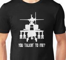 Attach Helicopter  Unisex T-Shirt