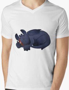 Sleeping Cuties- Toothless Mens V-Neck T-Shirt