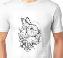 Forest Rabbit Unisex T-Shirt