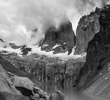 Torres Del Paine, Chile by Cherrybom