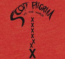 Scott Pilgrim - Seven Evil Exes Tri-blend T-Shirt