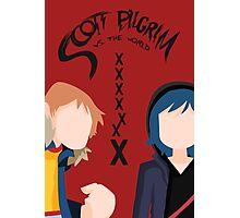 Scott Pilgrim - Seven Evil Exes Photographic Print