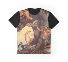 Autumn Hunt Graphic T-Shirt
