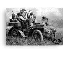 Apache Acme Cab. Canvas Print