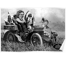 Apache Acme Cab. Poster