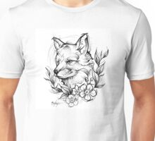 Forest Fox Unisex T-Shirt