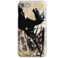 Dark Horse Vintage Collage iPhone Case/Skin