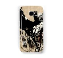 Dark Horse Vintage Collage Samsung Galaxy Case/Skin