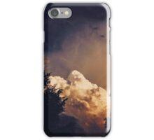 Transient Cumulonimbus iPhone Case/Skin