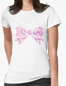 Trixie Mattel Barbie Womens Fitted T-Shirt