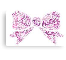Trixie Mattel Barbie Canvas Print