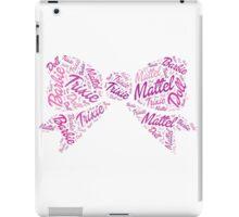 Trixie Mattel Barbie iPad Case/Skin