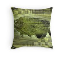 fossil 1 Throw Pillow