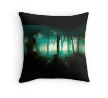 In What Dimension.... Throw Pillow