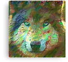 Spiritual Nature of Wolves Canvas Print