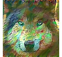 Spiritual Nature of Wolves Photographic Print
