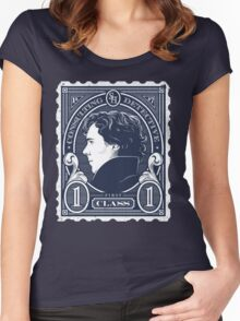 Consulting Detective 2 Women's Fitted Scoop T-Shirt