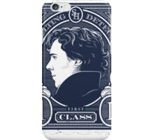 Consulting Detective 2 iPhone Case/Skin